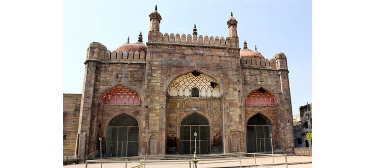 Alamgir-Mosque-Varansi Gyanvapi