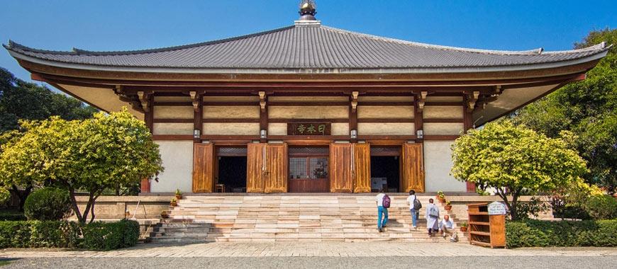 Indosan Nippon Japanese temple, Bodh Gaya