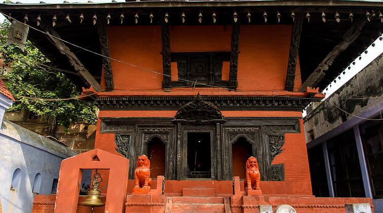 Kathwala Nepali-Temple
