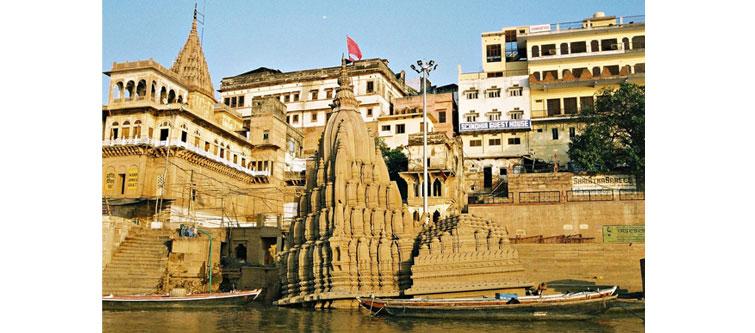 Scindia-Ghat-Varanasi