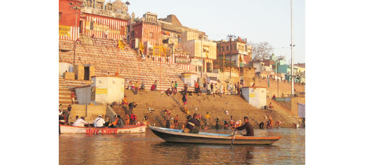 Shivala-Ghat-Varansi