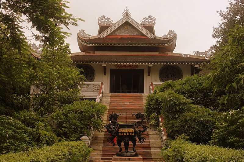Vietnamese temple,Bodh Gaya